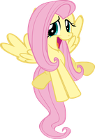 Fluttershy Singing by MusicalWolfe