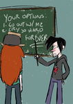 Your Options by foxdetective
