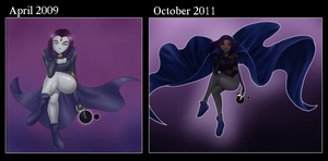 Raven Improve by Bariarti