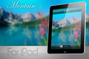 Mountain for iPad by vir06