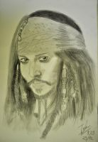 Jack Sparrow by Izham-ZK9