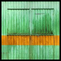 orange::green I by sth22art