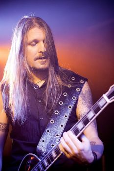 Esa Holopainen - Amorphis by krizpl