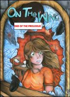 On the Wing chapter one-COVER by xXAlfaX