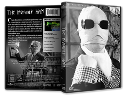 The Invisible Man 1933 by Loudoom