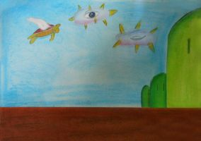 Surreal Homework NOT FINISHED by Doriard