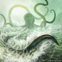 Thrashing Tentacle by Cristi-B