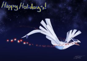 Happy Holidays by Swooping-Puma