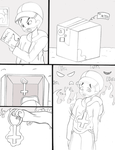 Devilish Intervention page 1 of 4 (Commission) by chompompcharly