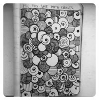 Wreck this journal 16 by Thomnommonster