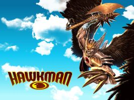 Savage Hawkman 1 by Superman8193