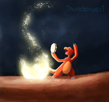Charmeleon's night by Thunderwest