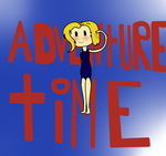 Andventure Time Fionna by sugarbrownie9