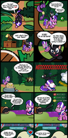 Diamond and Dazzle: Adventure (World 5) by MagerBlutooth