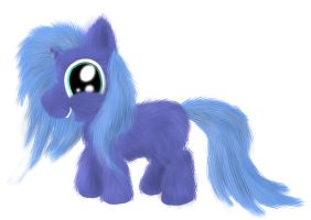 Fuzzy Woona by The-Laughing-Horror