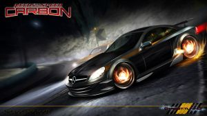 Mercedes SL 65-Need-For-Speed by FabinhoDesigner