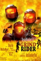 Grind Rider Poster by JoeBob1099