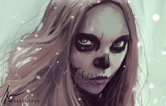 skull by mrssEclipse