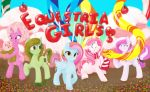Request: Equestria Girls by Balderdash999
