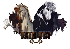 The Wicked West Banner by Fargonon