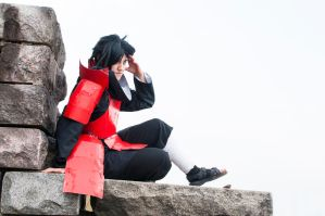 Cosplay Uchiha Madara 367 by NakagoinKuto
