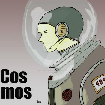Cosmonaut by HellHunter91