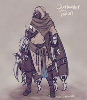 Outlander Talon by RuneScratch