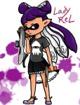 If i was an Inkling by pika55432z