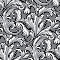 Seamless Wall Paper Print 2 by DonCabanza