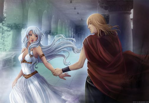 Don't let me go by Kimir-Ra