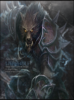 Werewolf vertical by FebiGD