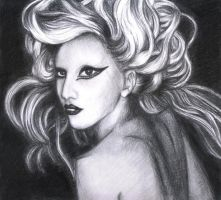 Lady Gaga - Born This Way by vivsters