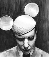 Mickey Manson by DevCageR