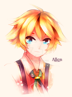 Allen -Alice_Mare- by toryou