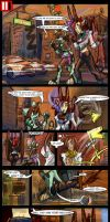 VOID: Auvre vs Ridley by RunicKnight