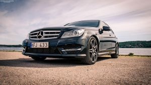 Mercedes Black #3 by The-proffesional