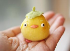 Chubby Spirited Away Duck by ChloeeeeLynnee97