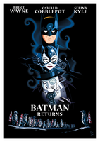 Batman Returns by inkjava