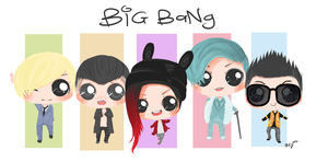 big bang fantastic baby by megu-megu