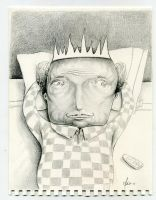 The King by MichaelShapcott