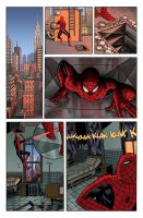 Amazing Spider-man 622 p.4 by quin-ones