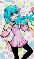 Miku you Cutie by Melody-in-the-Air