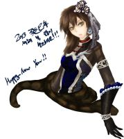 DW7]Wang Yi_HAPPY NEW YEAR!! by Draven4157