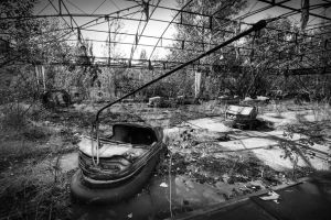 Pripyat - 'Cars' by PoulN