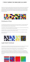 7 Types of Contrast You Should Know as an Artist by pixelstains