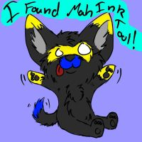 I founds mah ink tool by AMWULF
