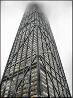 The John Hancock Center by raiawoman