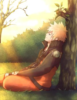 Naruto by PumpkinDanko