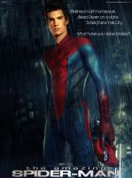 The Amazing Spider-Man by Melciah1791