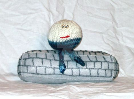 Humpty Dumpty by rosewoodcreations